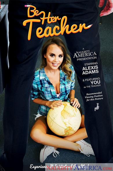 "Alexis Adams, Ryan Mclane In Naughty Bookworms – ""Be Her Teacher!"""
