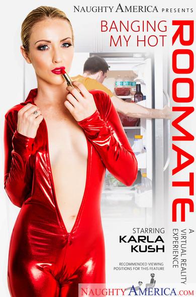 """Karla Kush In Neighbor Affair – """"Banging My Hot Roommate"""""""