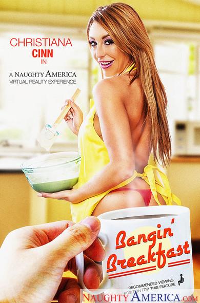 "Christiana Cinn In ""Bangin' Breakfast"""