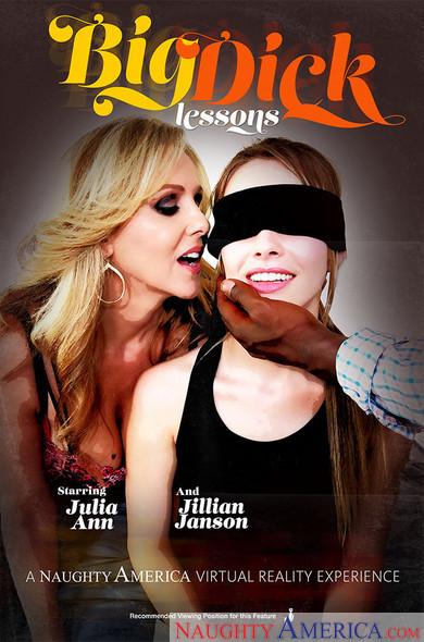 "Jillian Janson, Julia Ann In My First Sex Teacher – ""Big Dick Lessons"""