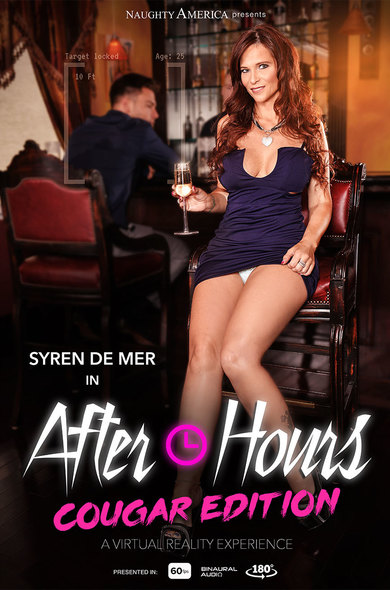 Syren De Mer in After Hours – Cougar Edition