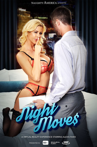 Alexis Fawx in Night Moves