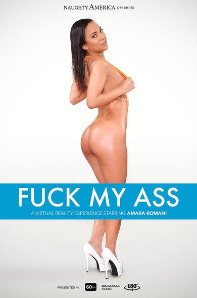 Amara Romani in Fuck My Ass