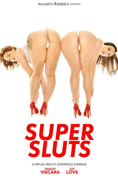 """Hadley Viscara and Lily Love in """"Super Sluts"""""""