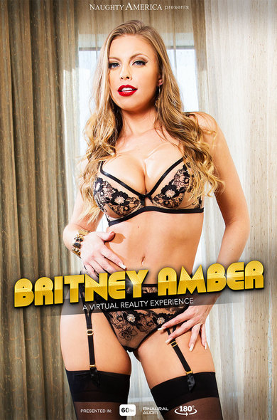 Left all alone with britney amber