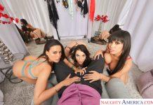 Gia Milana , Luna Star , Ivy LeBelle in
