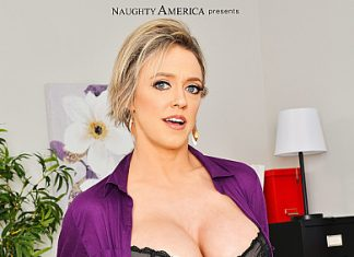 "Dee Williams in ""Naughty Office"""