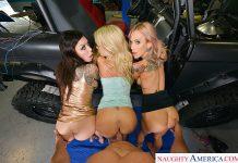 Karma Rx, Riley Steele, Sarah Jessie in