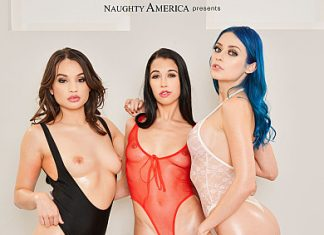 "Alex Coal, Jewelz Blu, Liv Wild in ""Wet Sluts"""
