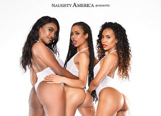 "Daya Knight, Demi Sutra, Kira Noir in ""Super Sluts"""