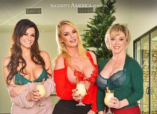 "Becky Bandini, Dee Williams, Rachael Cavalli in ""My Friend's Hot Mom"""