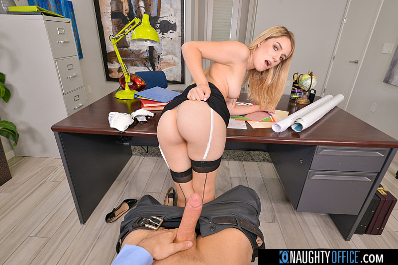"""Abby Adams in """"Naughty Office"""""""