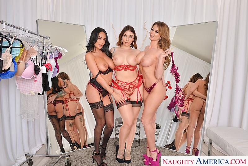 "Gia Milana in ""Porn Star Experience"""