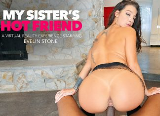 "Evelin Stone in ""My Sister's Hot Friend"""