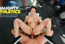 "Valentina Nappi in ""Naughty Atletics"""