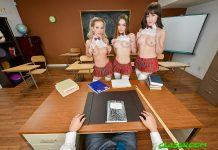 Bella Elise Rose, Jenna Noelle, Sera Ryder in